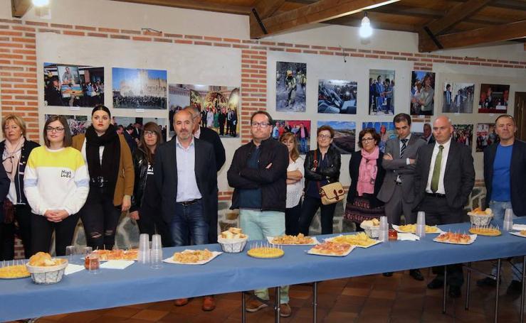 La exposición «Un año en imágenes 2017» de El Norte de Castilla visita Coca