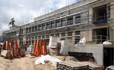 La finalización del campus de Segovia saldrá 700.000 euros más cara