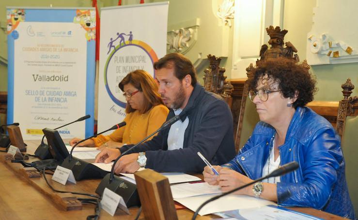 Pleno de la Infancia de Valladolid