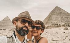Laura Escanes y Risto Mejide celebran su primer aniversario
