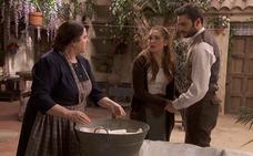 Julieta y Saúl deciden huir juntos
