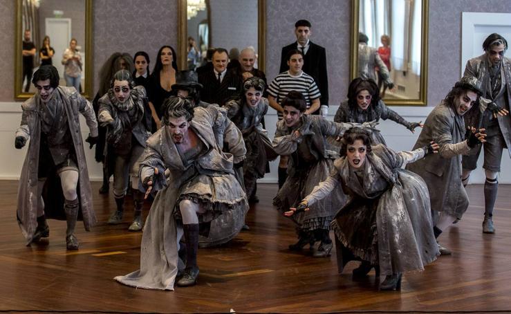 Los Addams llegan a Valladolid