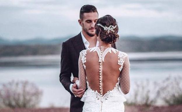 nuevas imágenes de la boda de koke | el norte de castilla