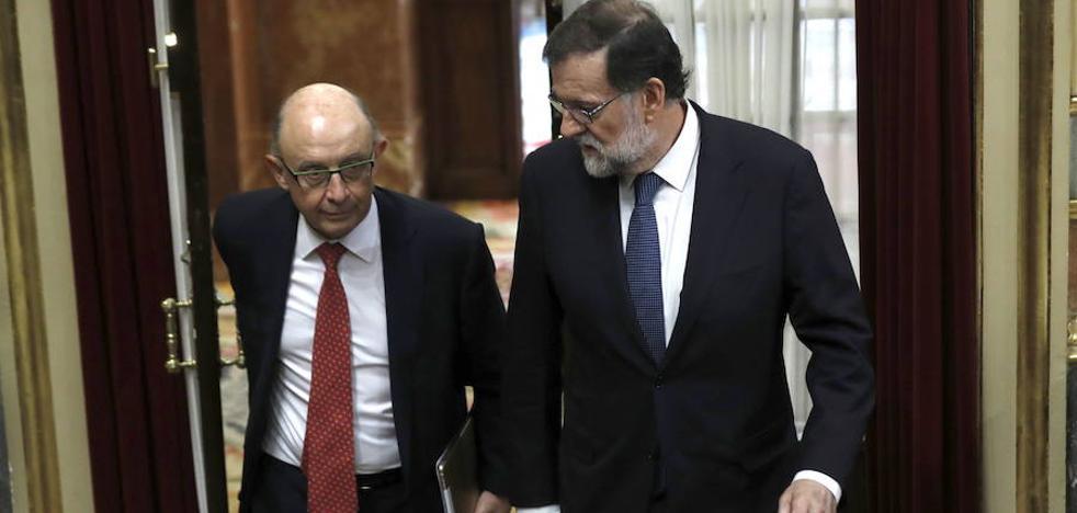 Así superó el presidente el intento de Iglesias en 2017