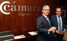 Los empresarios vuelven a apostar por Pedro Palomo para liderar la Cámara de Comercio