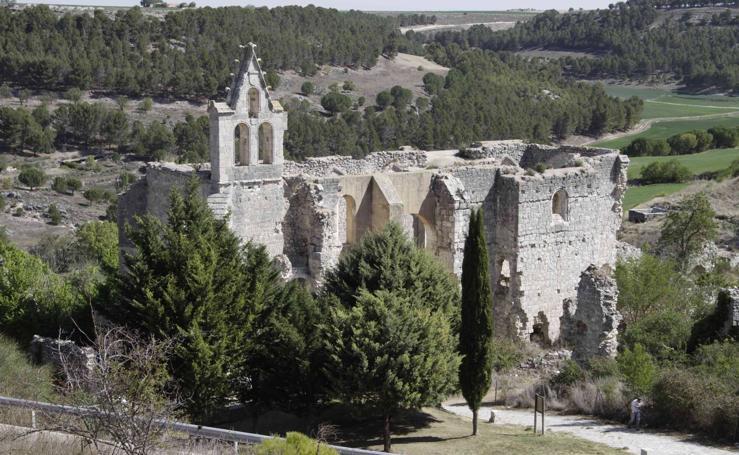 El patrimonio olvidado en la provincia de Valladolid