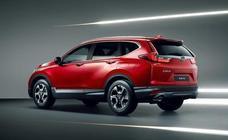 Honda CR-V, más espacio
