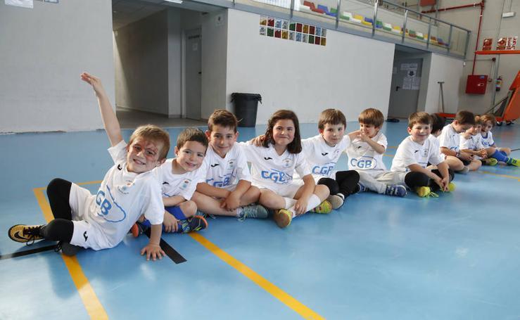 Fiesta del deporte en Aldeatejada