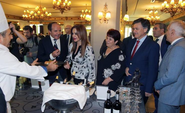 Inauguración de la Semana de Cocina Segoviana