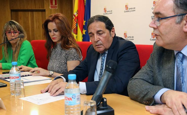 Presentación de la unidad de cuidados paliativos pediátricos en el hospital general de Segovia