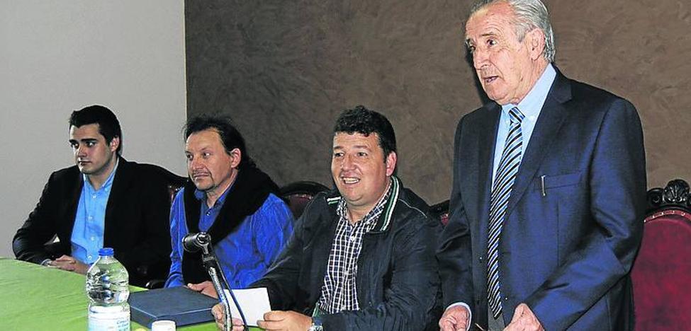 José Luis Rico ensalza los valores de los vecinos en el pregón de las fiestas de Villalba