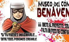 Se busca financiación para el Museo del Cómic de Benavente, el único de España