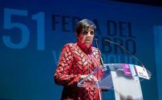 Nieves Concostrina ensalza la historia de Valladolid como arsenal literario