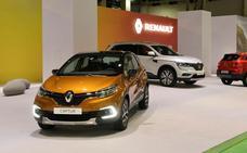 El Captur, el modelo de Renault que más crece