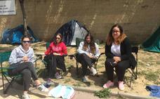Acampadas para ver a Pablo Alborán en Valladolid