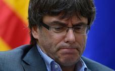 La Fiscalía alemana pide la entrega a España de Puigdemont por rebelión y malversación