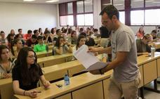 Casi 4.000 alumnos del distrito de la UVA se examinan la próxima semana de la EBAU
