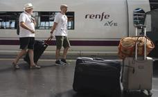 España recibe 20,5 millones de turistas hasta abril, un 2,3% más