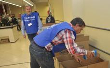 El Banco de Alimentos supera en Valladolid los 85.000 kilos para 16.869 personas