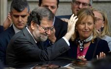 Barones del PP confían en que Rajoy guíe al partido hasta su renovación tras el verano