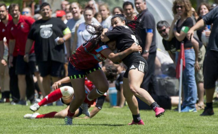 Autoconsa El Salvador se juega el ascenso contra Sanse Rugby