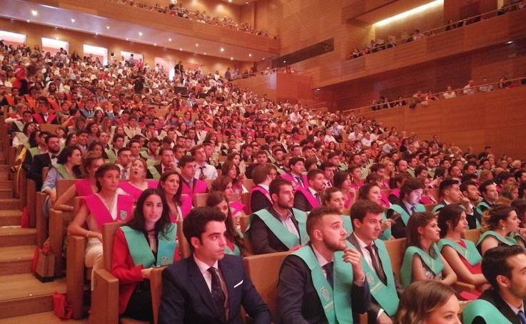 Graduación de la UEMC
