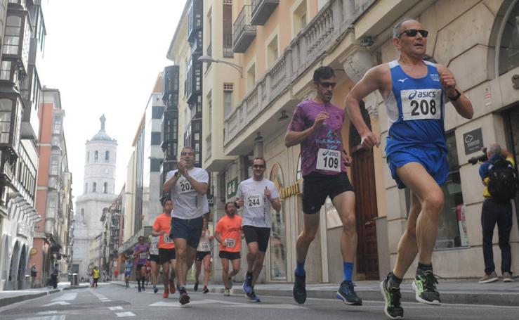 Trotada popular en Valladolid