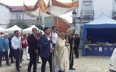 La Feria Agroalimentaria Sierra Quilama comparte escenario con el Santísimo