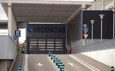 Herido un trabajador al caer a una tolva en una empresa en Villalonquéjar