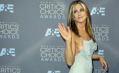 Jennifer Aniston, dama de honor de Courteney Cox