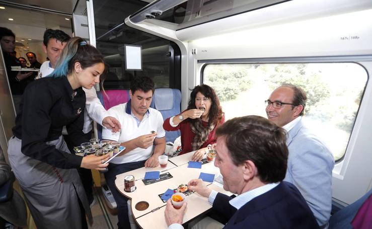 El Concurso Provincial de Pinchos arranca en el Tren de la Tapa