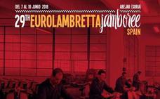 El Club Eurolambretta de España organiza la XIX Eurolambretta Jamboree Spain 2018 en Abejar