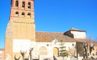La pintura 'La Piedad. Llanto sobre Cristo muerto' regresa a la iglesia de Villafrechós