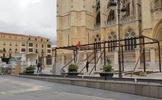La catedral de León, escenario de 'Masterchef Celebrity'