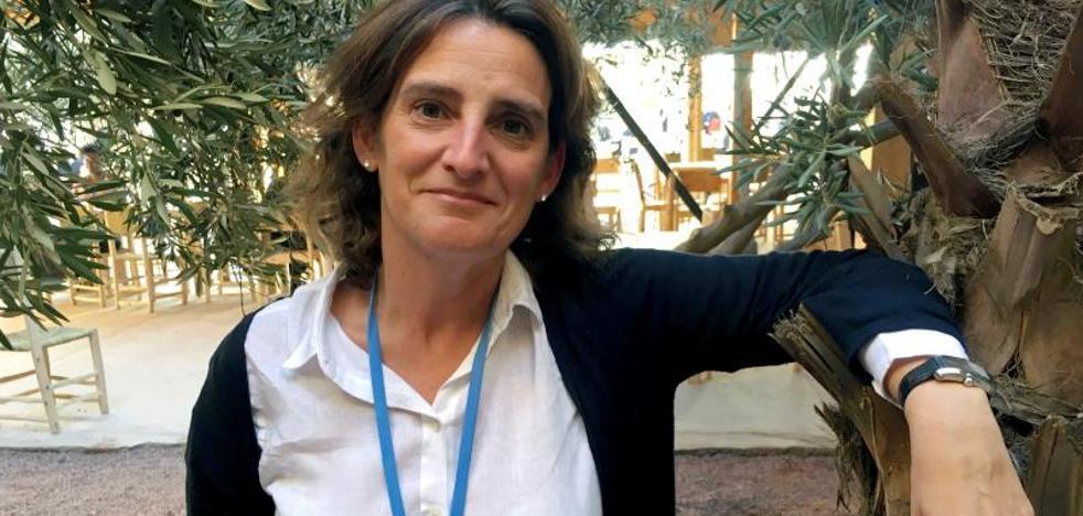 Teresa Ribera, una luchadora por el planeta