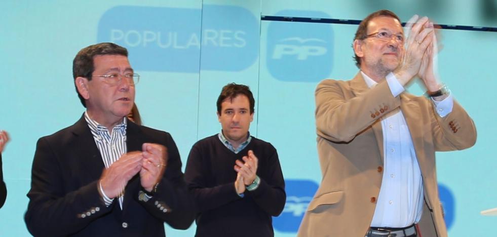 Rico aplaude la decisión de Rajoy, «un gesto que le honra y un sacrificio»