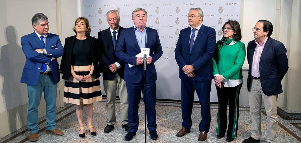 Los senadores del PP no enmendarán las grandes inversiones para Castilla y León