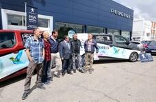 Celtas Cortos recorrerá España para presentar 'Energía positiva', su nuevo disco, en dos Peugeot Traveller