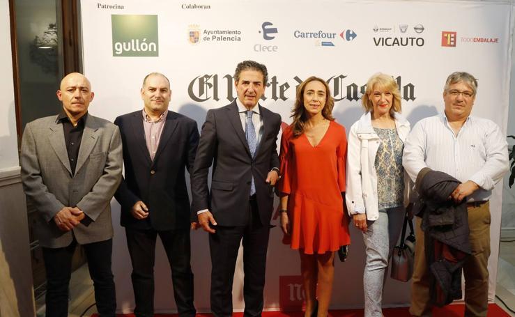 Invitados a la fiesta del 30 aniversario de la delegación de El Norte de Castilla en Palencia