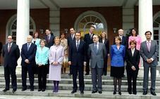 Sánchez recupera el esplendor ministerial