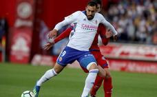 Tablas entre Numancia y Zaragoza en el primer partido del 'play-off'