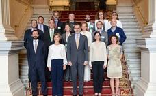 Su Majestad el Rey preside la entrega de los Premios Europeos de Medio Ambiente a la Empresa
