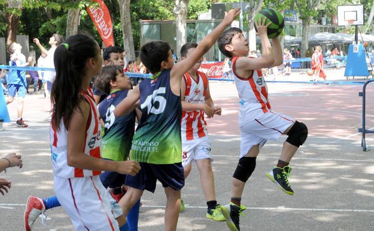 Deporte Base del 2 y 3 de junio. Valladolid
