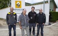 Renault mantiene el fin de turno de noche y CGT convoca huelga para los sábados y domingos
