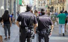 Tres detenidos en una operación contra el tráfico de drogas en el barrio de Chamberí
