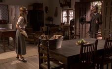 Fernando visita a Julieta para presentarse y marcar terreno
