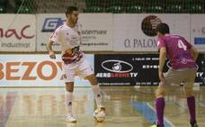 Javi Alonso, cuarta baja del Segovia Futsal para la próxima temporada