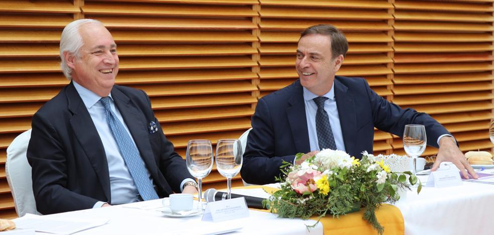 El presidente de la Audiencia Nacional cree que Grande-Marlaska y Delgado harán una «labor fenomenal» como ministros