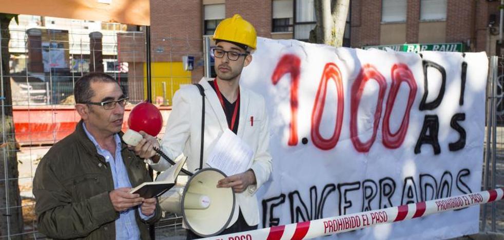 Pilarica recuerda en Rafael Cano los mil días «con el barrio encerrado»