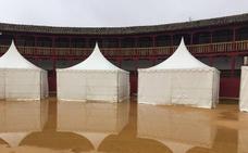 Las lluvias obligan a aplazar la Feria del Vino Toro